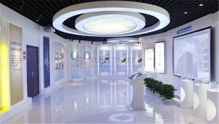 中建隧道展馆